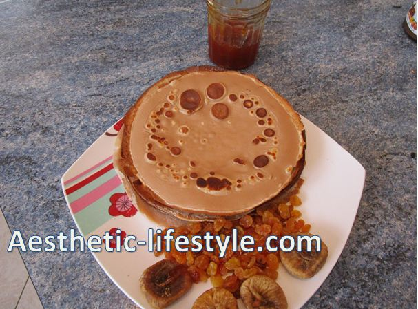 Recette musculation pancakes prot in s aesthetic lifestyle - Recette cuisine musculation ...