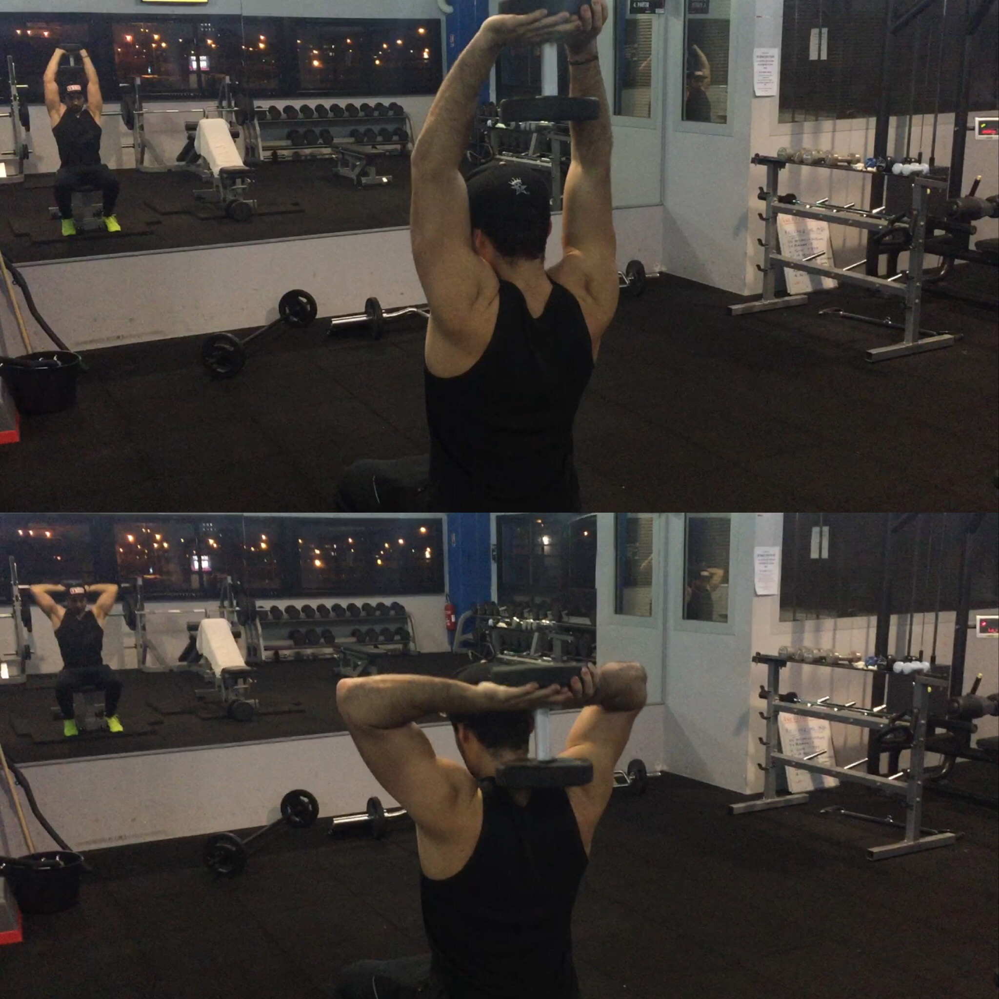 Exercices Triceps | Aesthetic-lifestyle