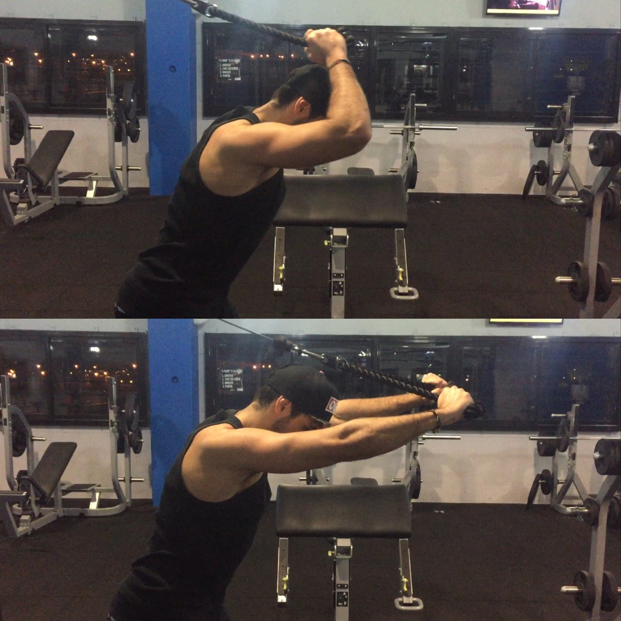 Exercices Triceps   Aesthetic-lifestyle
